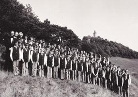 1989: Probenlager, Kahla