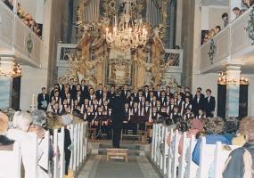 1991: Hauptkirche, Suhl