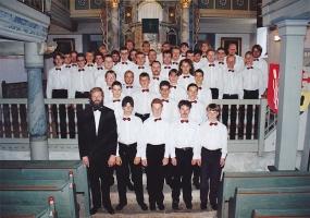 1995: Konzert Ars Musica, Rohr